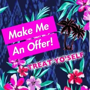 Other - Reasonable offers ALWAYS accepted!!! 😊
